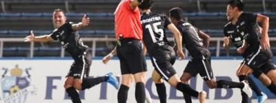 ''Má Fase''Com gols de Brasileiros Yokohama FC vence e sai da última posição na J-League