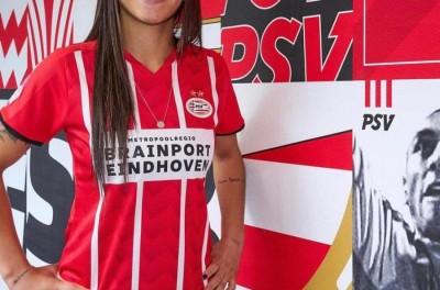 ''Novos ares'' atacante Letícia Ferreira é apresentada pelo PSV Eindhoven, da Holanda !