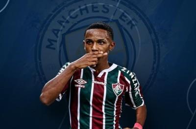 Rumo ao City,Brasileiro Kayky revela papo com Fernandinho, faz balanço no Fluminense