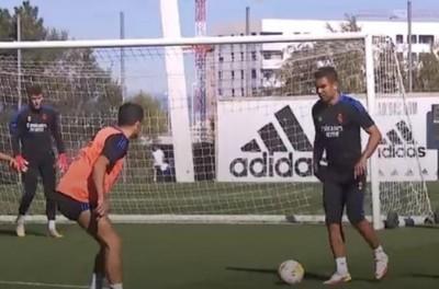 Após lesão Volante brasileiro volta à treinar e  se prepara para retornar ao time espanhol