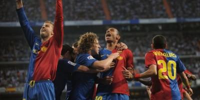 Ás vésperas do maior clássico do mundo,brasileiro elege seu favorito nos tempos de Barça