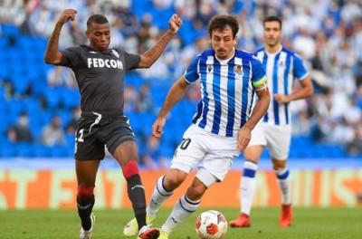 Brasileiro Celebra estreia na Europa League atuando pelo Monaco !