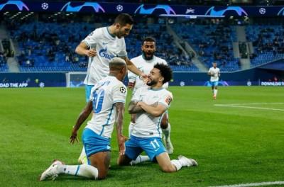 Brasileiro fecha primeiro mês no Zenit como titular e com gols e assistências !