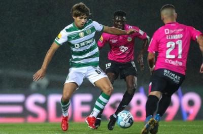 Brasileiro naturalizado Português,faz golaço e se destaca nesse fim de semana !