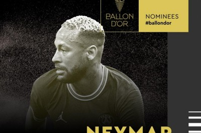 Brasileiros são finalistas ao prêmio Bola de Ouro 2021 de melhor jogador do mundo