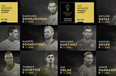 ''Será que dá ?'' Arqueiro Brasileiro Ederson disputará troféu de melhor goleiro do mundo